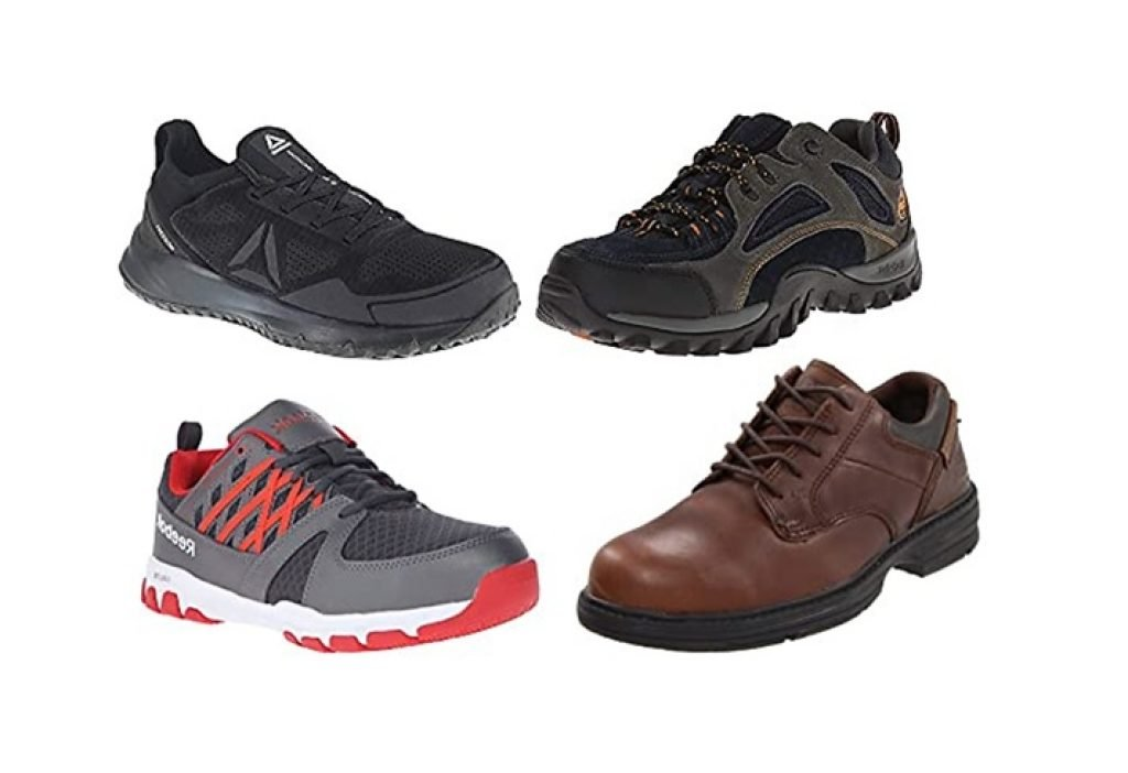 Top 16 Most Comfortable Steel Toe Shoes In The World Reviews