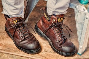 plumber safety shoes