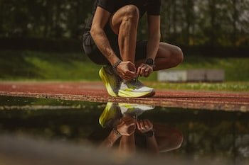 David Goggins Running Shoes
